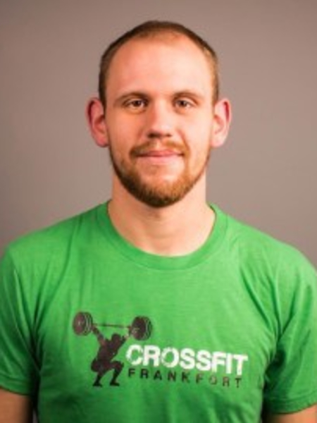 Coach Taylor in Frankfort - Crossfit Frankfort