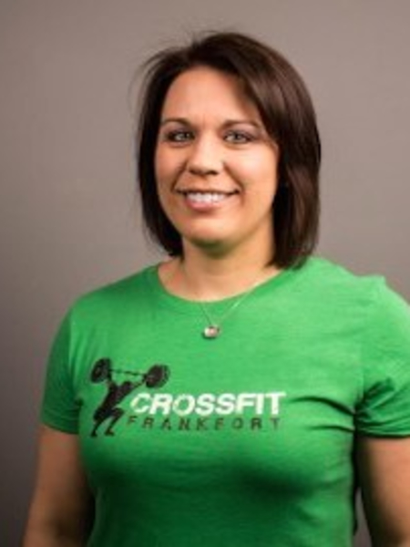 Coach Wendy in Frankfort - Crossfit Frankfort