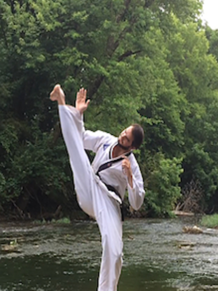 Daniel Vining in Shreveport - Shreveport Tae Kwon Do Academy
