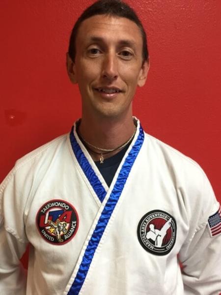 Danny Johnson in Centerton - Martial Arts Advantage of Centerton