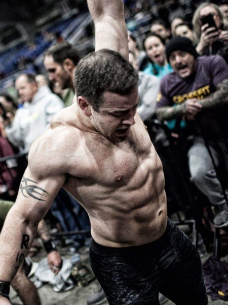 David Gordon in Salem - CrossFit View