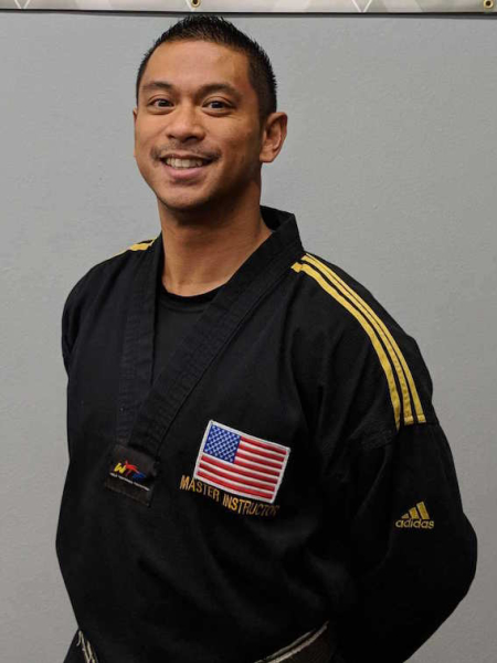 Mr. Eric Fermin in Rancho Cucamonga - Pacific Taekwondo Training Center