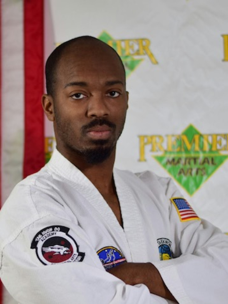 Henry Adams in Harrisburg - Academy Of Martial Arts & Fitness