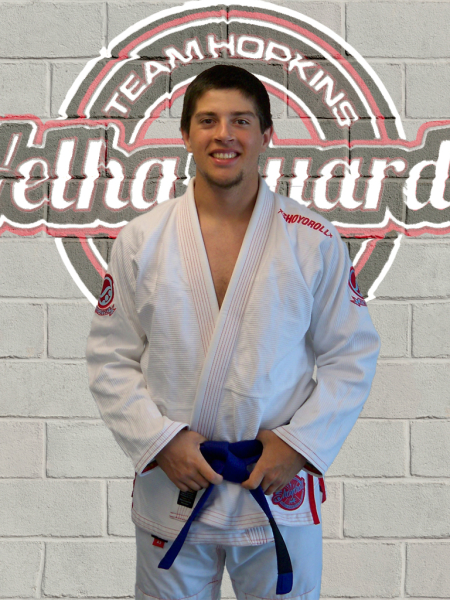 Hunter Reaves in Cabot - Gracie Jiu Jitsu Cabot