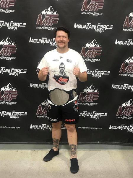Joe Flores in Ogden - Victory Self Defense & Fitness