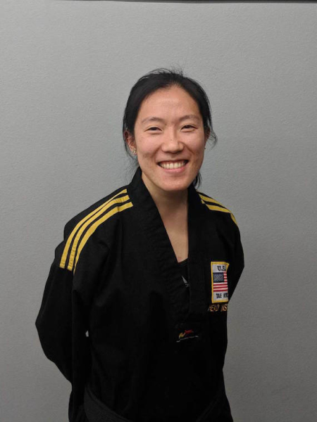 "Ms. Jacqueline ""Jackie"" Chong in Rancho Cucamonga - Pacific Taekwondo Training Center"