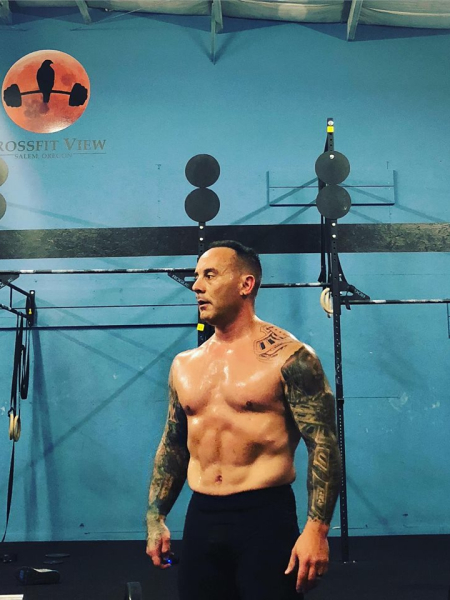 Jake Ray in Salem - CrossFit View