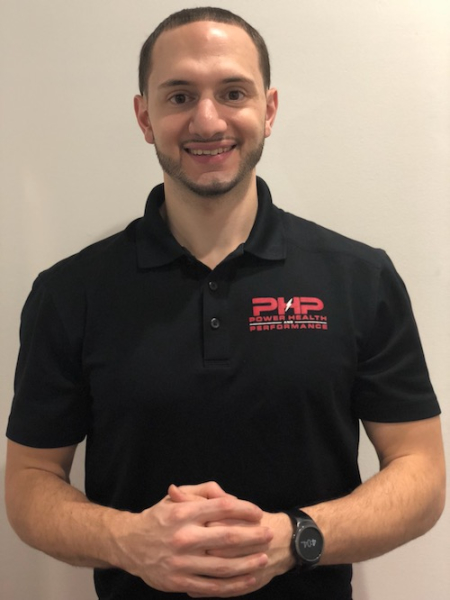 John Calarco in Harrison - Power Health and Performance