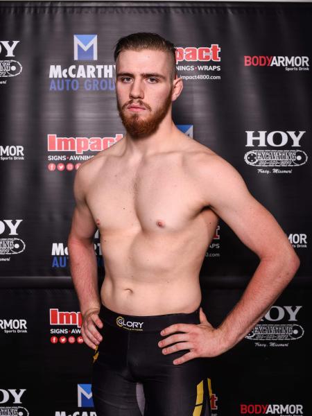 John O Brien in Lee's Summit - Glory MMA & Fitness
