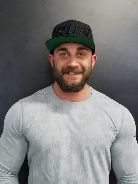Jon Antignani in Far North Dallas - Extreme Iron Pro Gym
