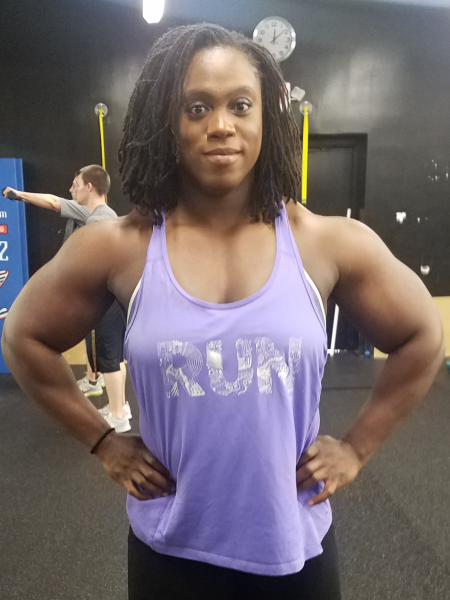 Kachi Nwachukwu in Far North Dallas - Extreme Iron Pro Gym