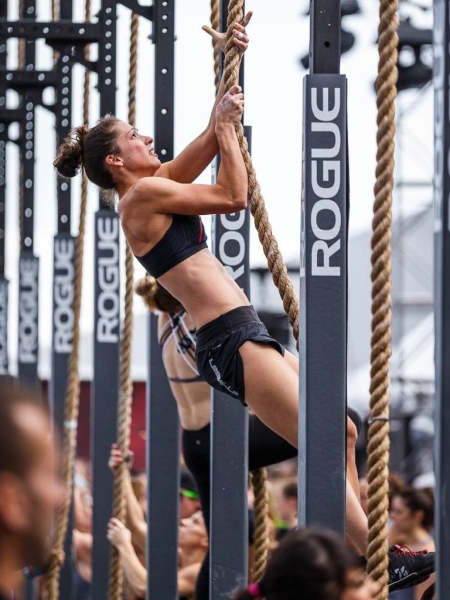 Katie Blair in Brandon - CrossFit BNI