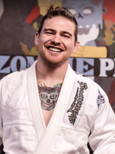 Kent Peters in Sydney - ZombieProof Brazilian Jiu Jitsu & Mixed Martial Arts