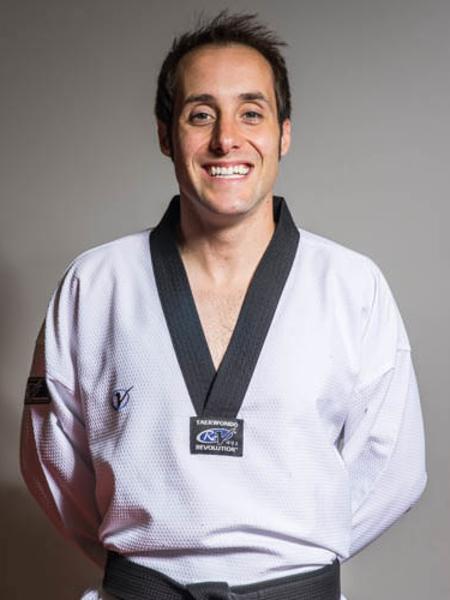 Master John Lacey in Sherwood - MUSA Martial Arts
