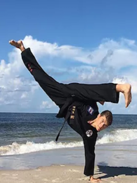 Levi Teer in Shreveport - Shreveport Tae Kwon Do Academy