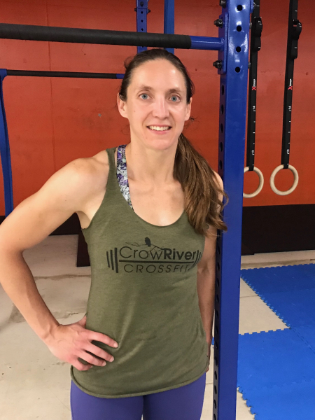 Lindsey Johnson in Delano - Crow River CrossFit