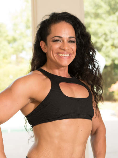 Lucy Caba in Far North Dallas - Extreme Iron Pro Gym