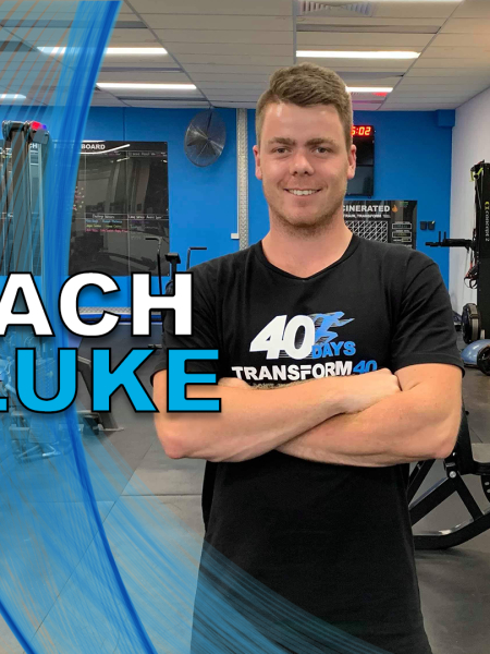Luke in Cronulla - Transform40