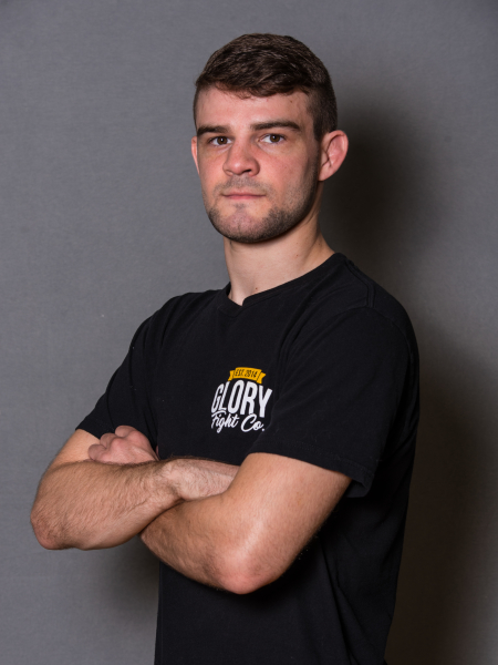 Matt Waters in Kansas City - Glory Mixed Martial Arts & Fitness