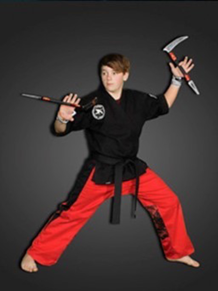 Mr. Dathan Wimer in Cottonwood - KC's Family Tae Kwon Do