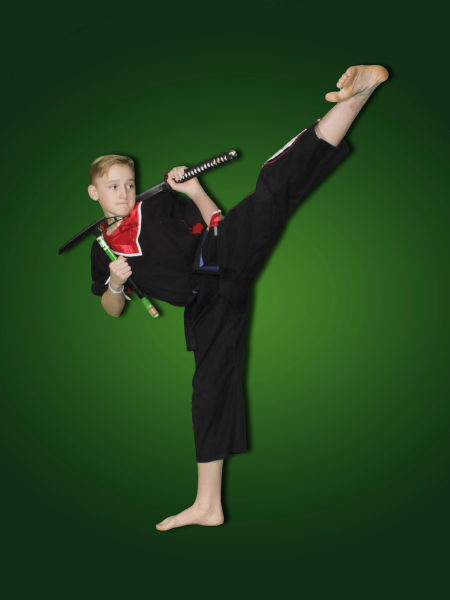 Mr. Justin Wimer in Cottonwood - KC's Family Tae Kwon Do