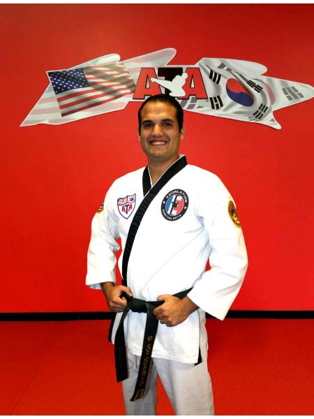 Mr. Von Schmeling in Charlottesville  - Evonlution Martial Arts