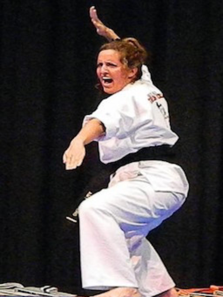 Mrs. Amy Romero in Cottonwood - KC's Family Tae Kwon Do
