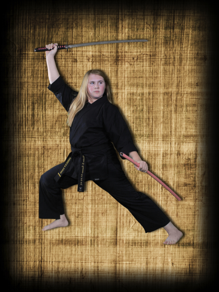 Ms. Becca Pond in Cottonwood - KC's Family Tae Kwon Do