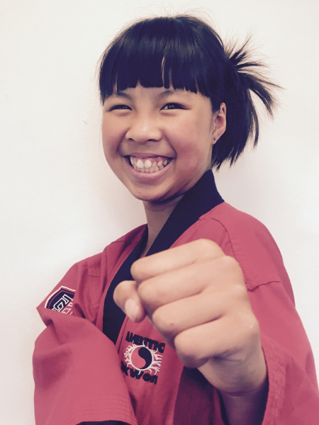 Ms Sunshine in Burnsville - Ambition Taekwondo
