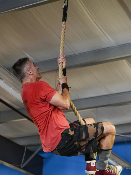 Paul Levesque in Brandon - CrossFit BNI