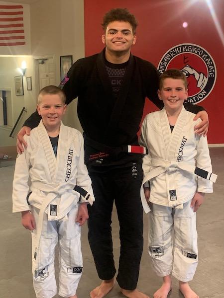 Kids Kempo Karate near Cornelius