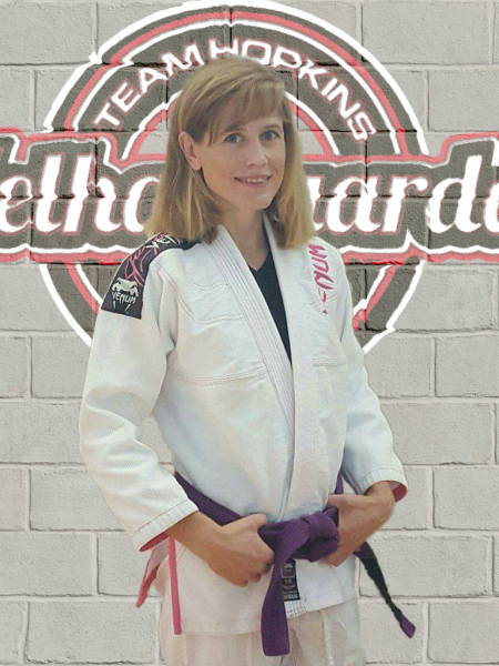 Renda Goldie in Cabot - Gracie Jiu Jitsu Cabot