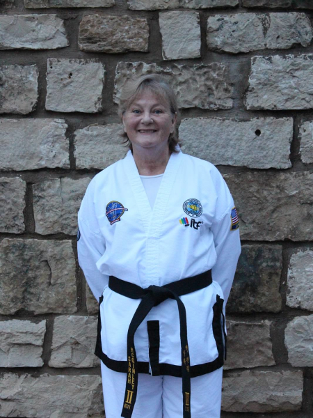 Mrs. Sarah McGinley in Midlothian - Poteet Martial Arts