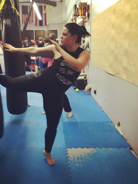 Shannon Slayton in Ogden - Victory Self Defense & Fitness