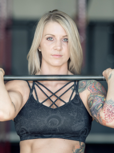 Shynel Krause in Lee's Summit - Glory MMA & Fitness