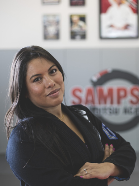 Susan Sampson in 	 Southlake - Sampson Jiu Jitsu Academy