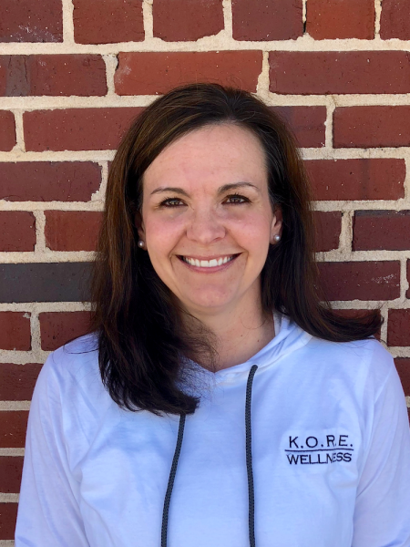 Allison McLendon in Columbia - K.O.R.E. Wellness