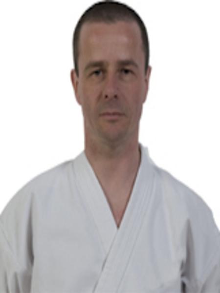 Sensei Andy Barber in Verwood - The Black Belt Academy