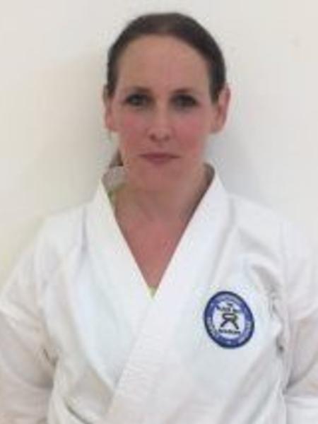 Lorna Woolcott in Verwood - The Black Belt Academy