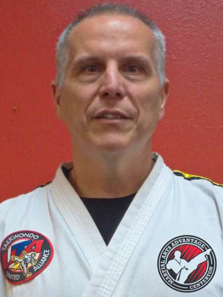 Jack DeSousa in Centerton - Martial Arts Advantage of Centerton