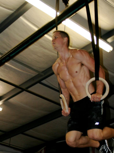 Will Danner in Brandon - CrossFit BNI