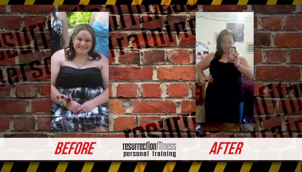 Desiraye, Resurrection Fitness testimonialS
