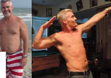 Kevin Hackenbruch, Allen Branch's Fitness One Training Systems testimonialS