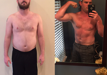 Adam Ball, Allen Branch's Fitness One Training Systems testimonialS
