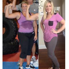Kim, Allen Branch's Fitness One Training Systems testimonialS