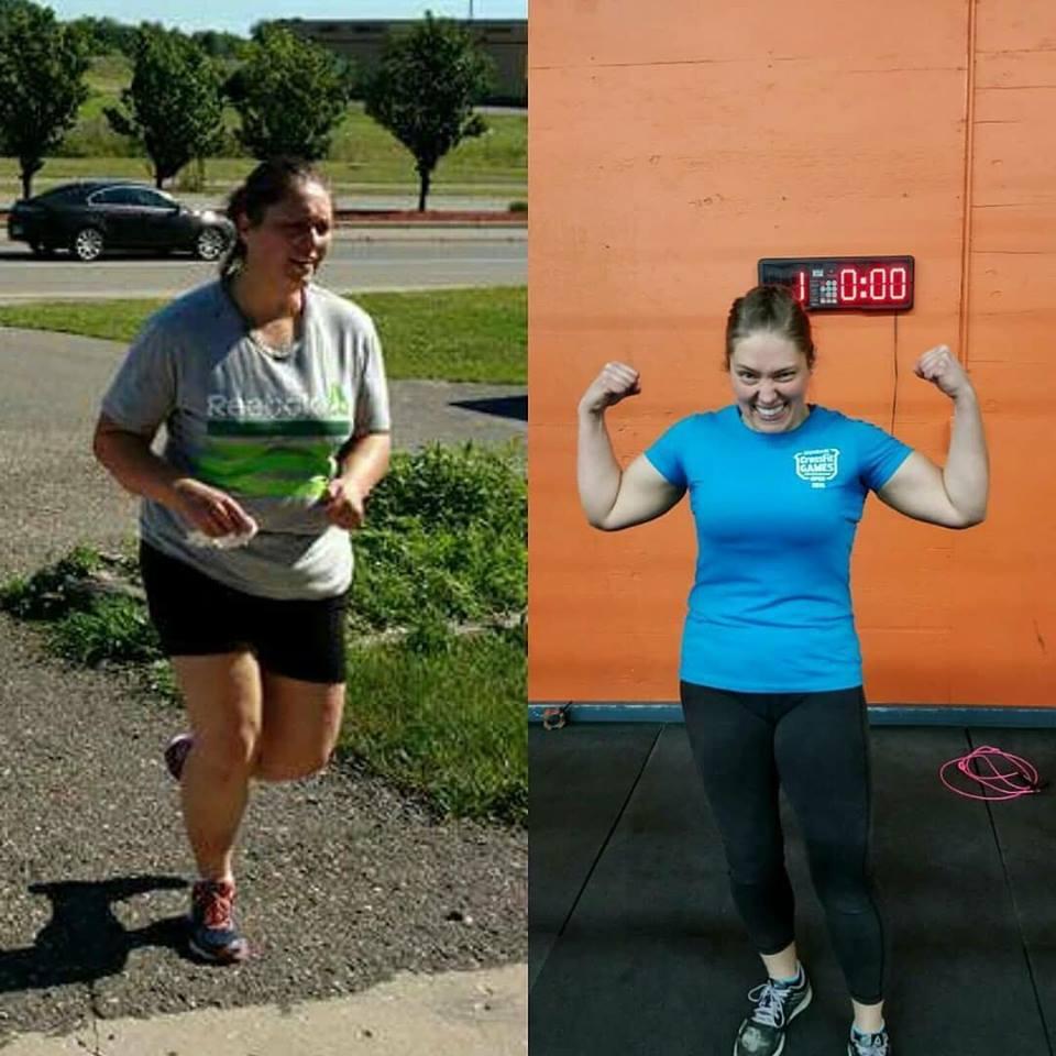 Kirsten, Crow River CrossFit testimonialS