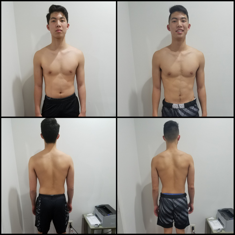 Evan, Power Health and Performance testimonialS