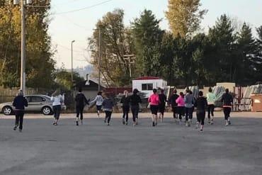 Small Group Training near Cincinnati
