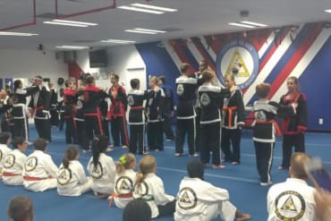 Family Martial Arts near Calvary Family Martial Arts and Fitness
