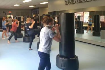 Kickboxing near Chapel Hill